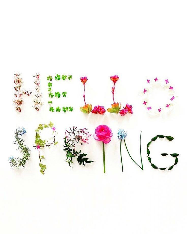Картинка с первым днем весны стильные, анимацией про дружбу