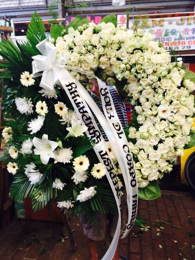 Dangwaflorist, offers Same day funeral flowers delivery to Manila, Davao, Tagum, Mati, Cagayan De Oro & General Santos City Philippines. Accepted Payment Methods: BPI,BDO,Paypal,Credit card,LBC…