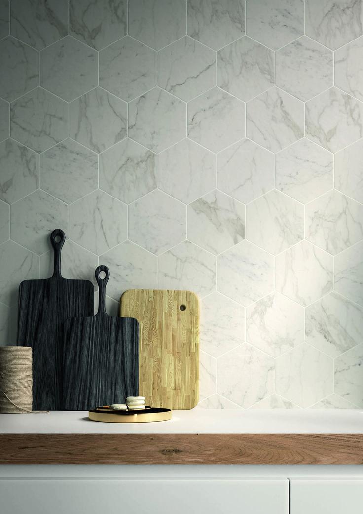 #Marazzi   #Allmarble   #porcelain   #tiles   #kitchen   #marbleeffect   #walls