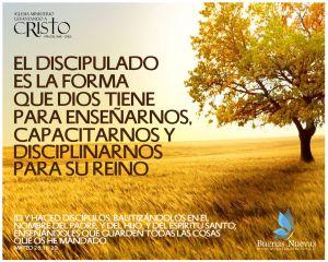Discipulado, Espíritu Santo