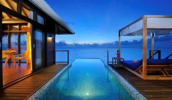 Escape Water Residence på Coco Bodu Hithi, Maldiverne