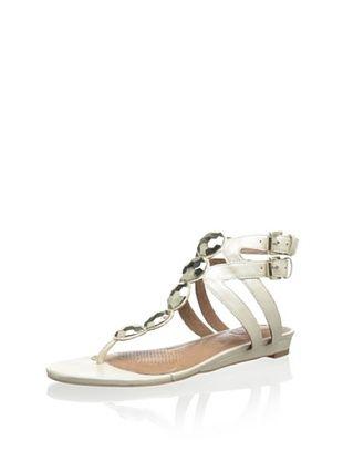 62% OFF Corso Como Women's Dazzle Gladiator Sandal (Champagne Paris)