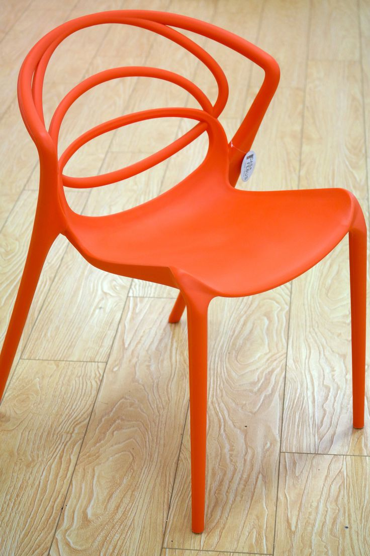 Loopy Fresh Orange Chair
