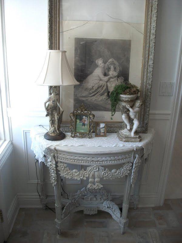 Романтичный французский коттедж с розовым садом / Дизайн интерьера / Архимир