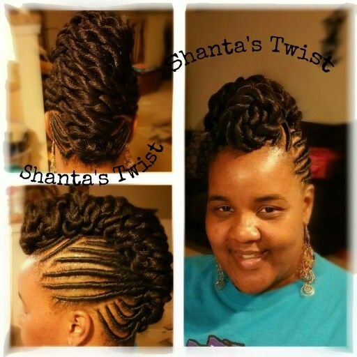 Stuffed Twist Twists