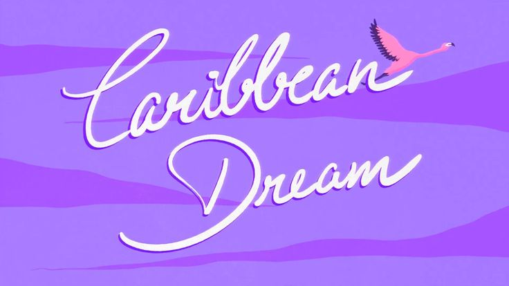 Caribbean Dream. Bachelor thesis at University of Applied Sciences Augsburg, July 2014.  Music: »Caribbean Dream« by yet (facebook.com/weare...