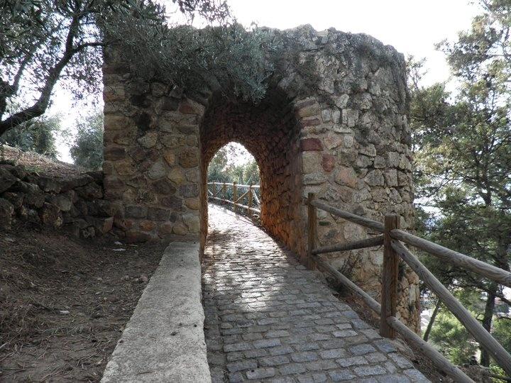 Vilches.- Puente de los Moros