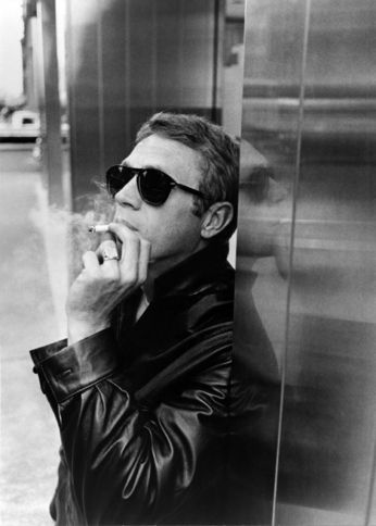 Steve McQueen (why yes I do watch movies that came out before 2000)