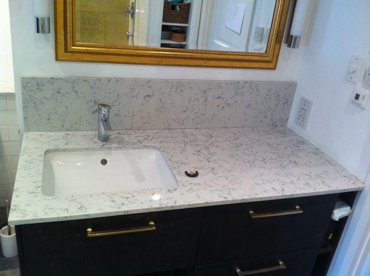 Silestone Lyra Quartz Vanity Bathroom Ideas Pinterest