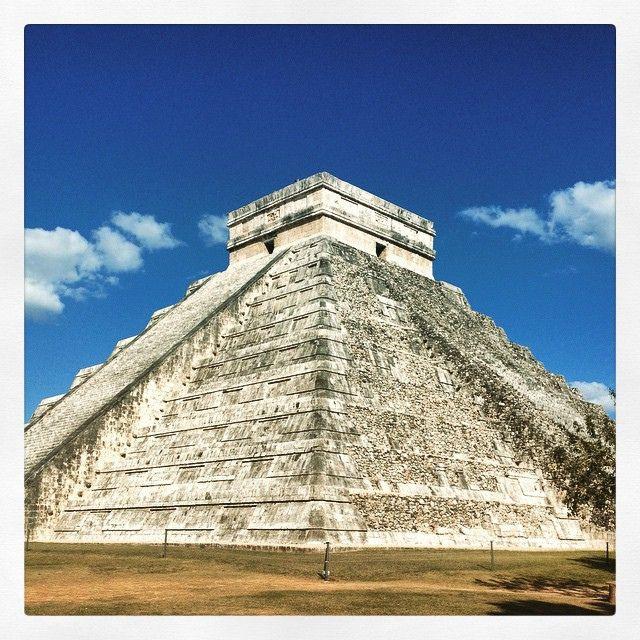 Chichén Itzá #México #travel #world #heritage ✈️