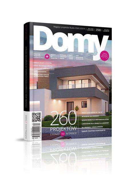 Nowy katalog Z500 wkrótce w sprzedaży Ponad 260 domów... projekty z opcją budowy, domy, które płacą Twoje rachunki, luksusowe rezydencje w stylu amerykańskim... i wiele więcej nowości...