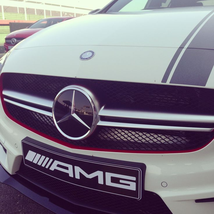A 45 AMG Launch in South Africa