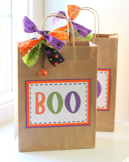 A boo that ll delight but won t fright halloween ideas