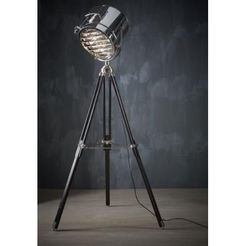 Shutter Floor Lamp