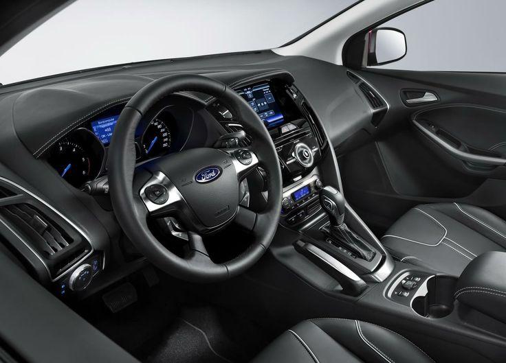Novo Focus Hatch 2014exterior Ford SuperautoRio Grande