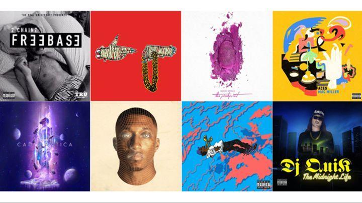 40 Best Rap Albums of 2014