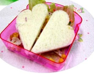 Valentine's Menu Ideas for breakfast lunch and dinner. Plus kitchen tools to help you make food it heart shapes.