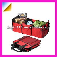 FOOD AND CANS HOLDING CAR TRUNK ORGANIZE IN EUROPE