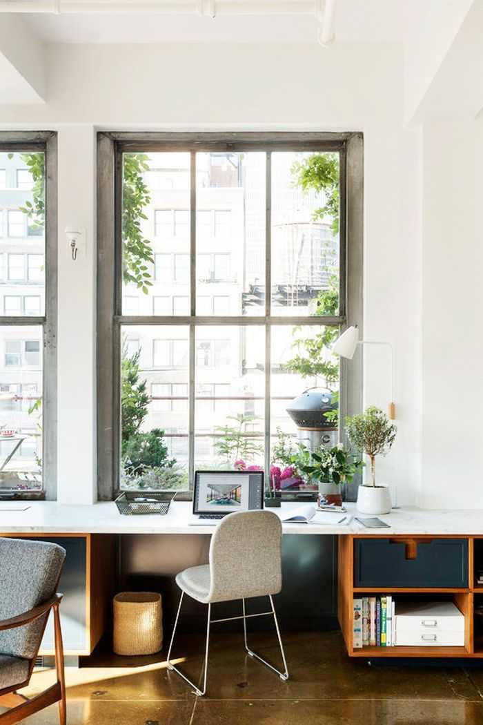 Do You Find It Hard To Focus When Working From Home? These Home Office  Decorating Ideas Will Make You Feel Inspired And Productive.