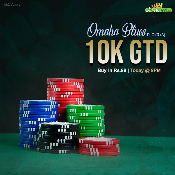 Omaha Blues Online Poker Texas Holdem Poker