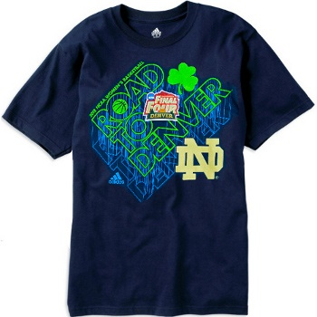 Notre dame clothing store