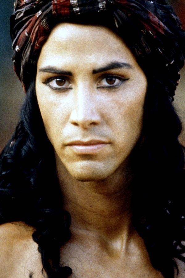 "Keanu Reeves as Siddhartha in ""Little Buddha"""