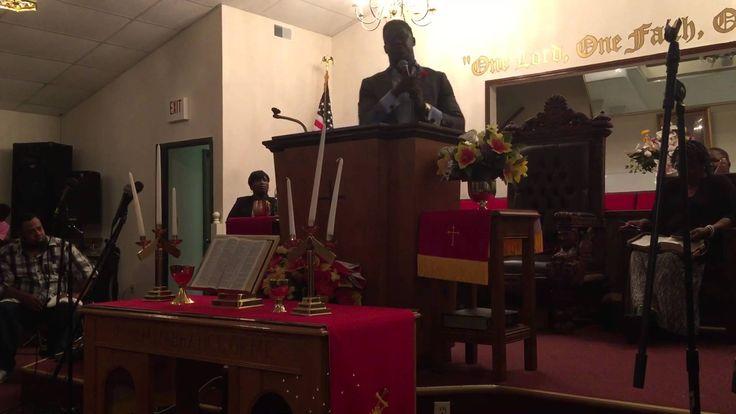 Pastor Shawn Jones - I still have joy In Revival in Columbia SC
