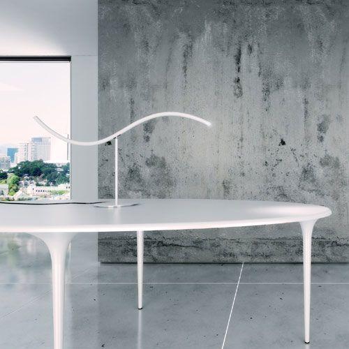 Organic elliptical table-deisgn Fillippo Dell'Orto -Sphaus