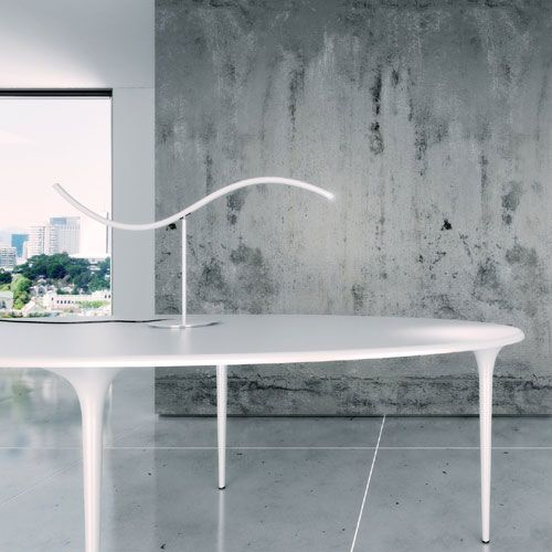Organic elliptical table-deisgn Fillippo Dell'Orto -Sphaus
