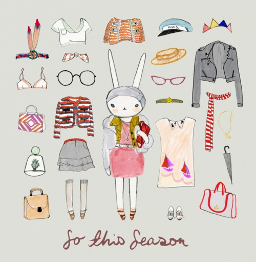 fifi lapin#Repin By:Pinterest++ for iPad#