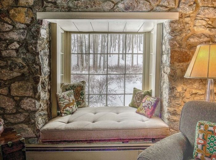 tour a 1730 historic stone cottage thats storybook perfect