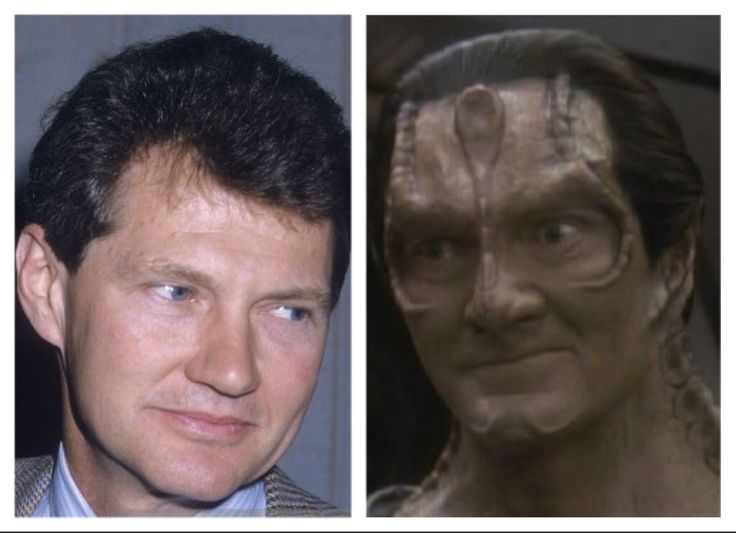 Andrew Robinson. Actor that played Garak