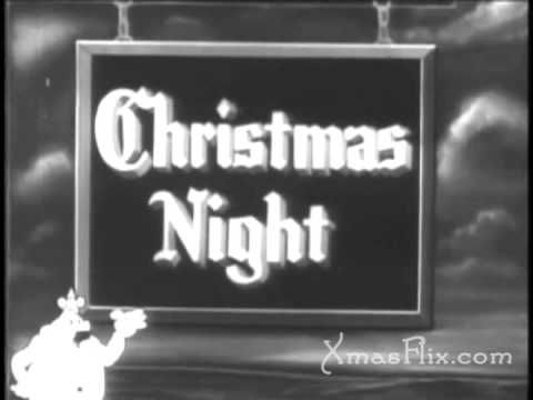 """Official Films... The Little King in """"Christmas Night"""" (1933). One of my favorite home movies."""