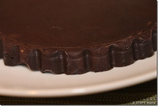 Elizabeth Falkner's Dark Chocolate Fudge Frosting Recipes — Dishmaps