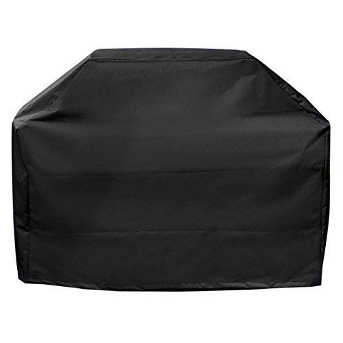Medium 58-Inch BBQ Waterproof Heavy Duty Gas Grill Cover, Black #VicTsing