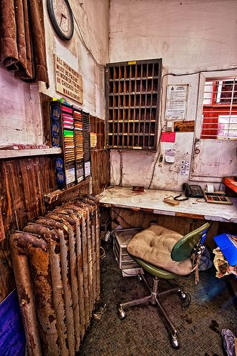 York Hotel Front Desk | Flickr - Photo Sharing!