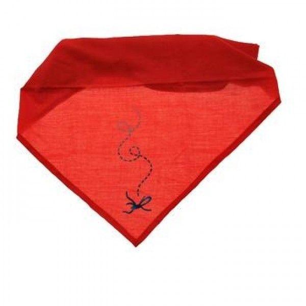 Antiparazitní a repelentní šátek pro psy