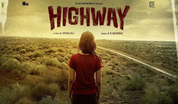 Highway Movie Poster HD Wallpaper