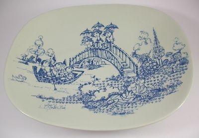 Bjorn Wiinblad - plate