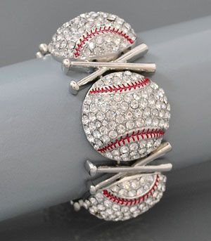 A cute bracelet for game day...or just because!