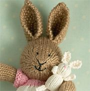 Free knitting patterns designed by Julie at Little Cotton Rabbits.