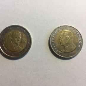 Occhio alla truffa dei 2 euro scambiata con questa moneta straniera uguale: come distinguerle #truffa #euro