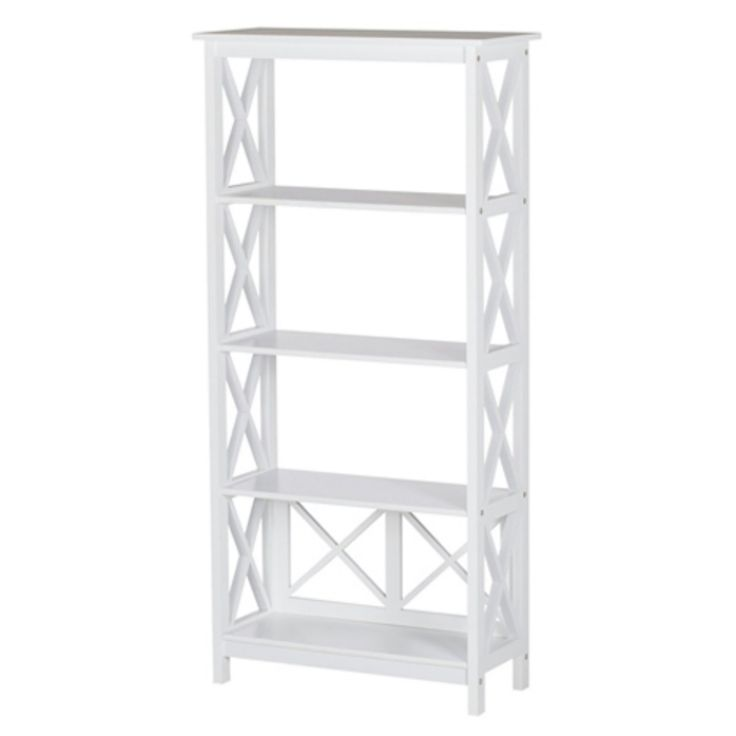 Simple Phoenix Country Modern Bookcase WE