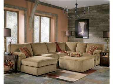 Reclining Sofa Shop for Signature Design Bartlett PC Sectional LAF Corner Chaise Armless Loveseat