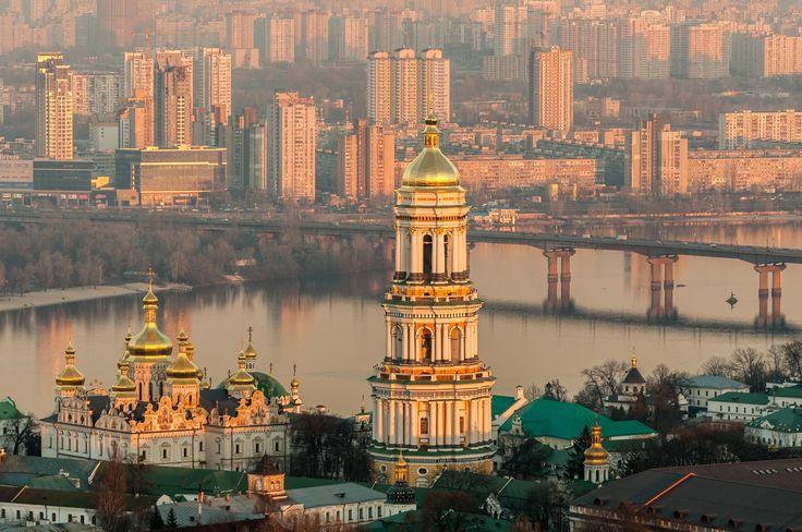 Kiev Pechersk Lavra by zalazov on 500px