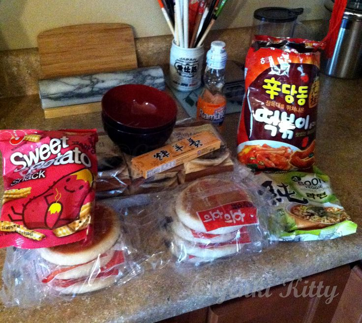 Korean Grocery Haul in South Bend, Indiana, USA