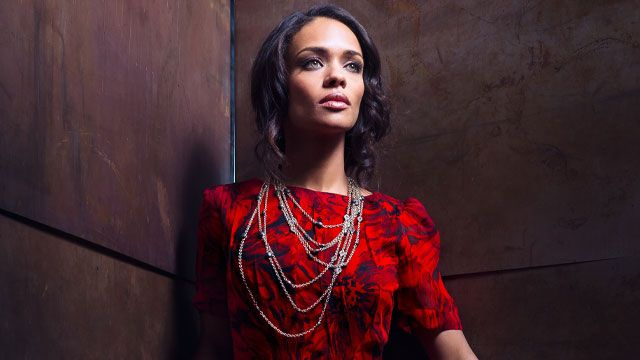Kandyse McClure - I love her top