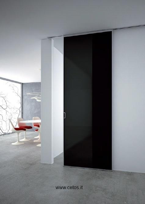 27 best images about porte interne e divisori in vetro on pinterest sliding barn doors - Porte tutto vetro ...