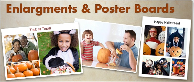 Costco Photo Center - Gift - enlargements They have the best prices already beautifully mounted on poster board. 20 x 30 is $25