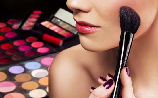 Information Transvestite makeup guide words